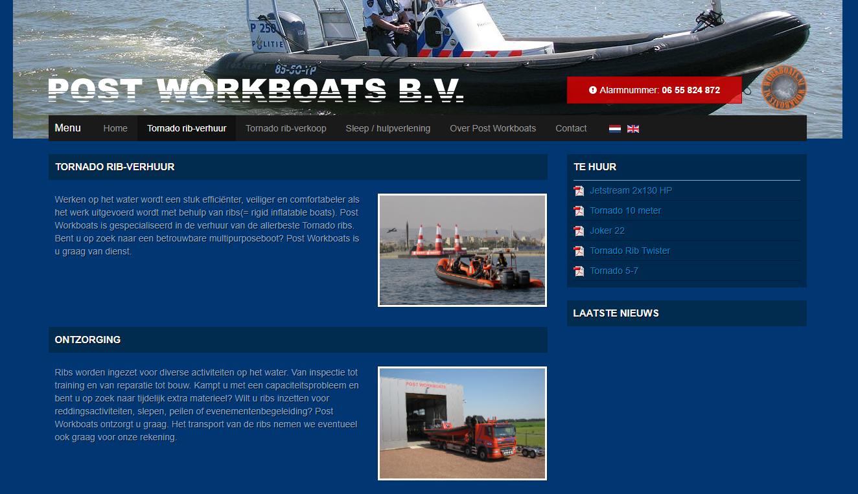 Post Workboats