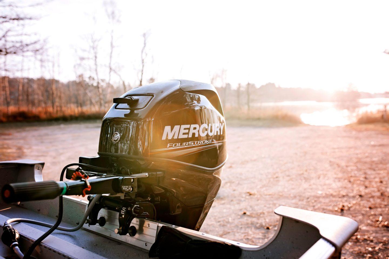Mercury Marine - FourStroke 8, 9.9, 15, 20, 25, 30