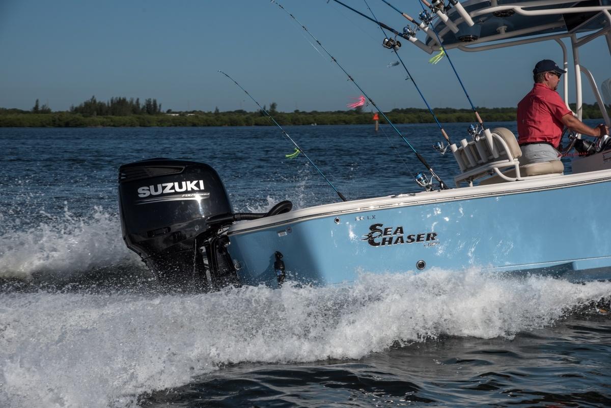 Suzuki Marine - V6 Ultimate DF250AP en DF300AP