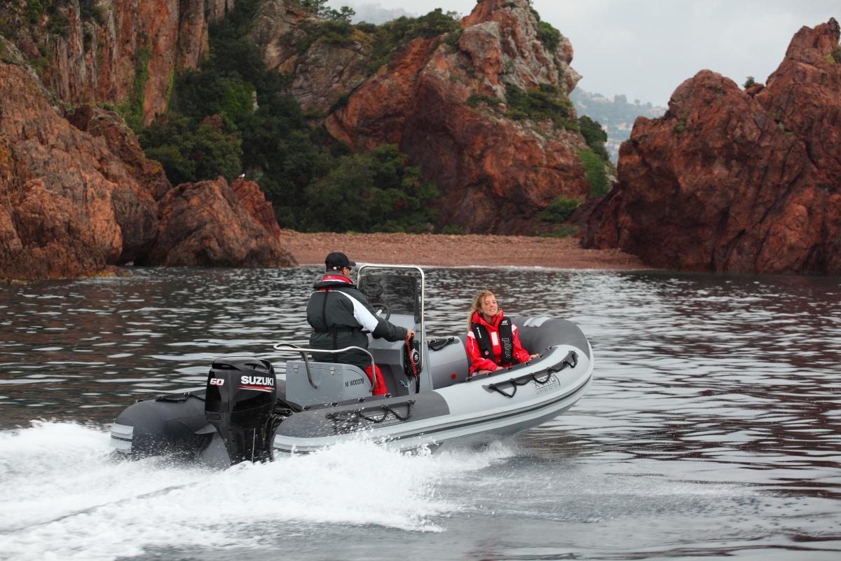 Suzuki Marine - High performance DF40A, DF50A, DF60A en DF60AV