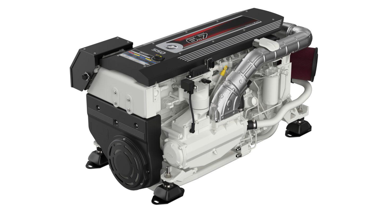 Mercury Diesel 6.7L