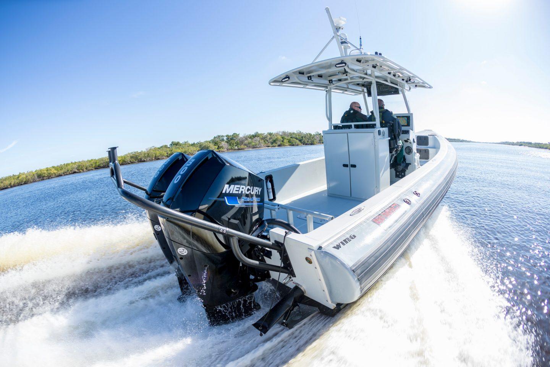 Mercury Marine - SeaPro Commerciële buitenboordmotoren van 15 tot 300 pk