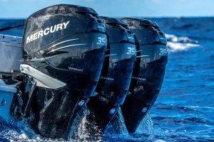 KD Propulsions Mercury Marine - Triple Verado 350