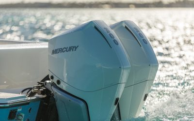Mercury boat show deals