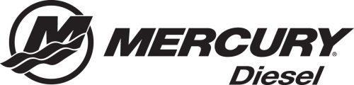 KD Propulsions Mercury Diesel Binnenboordmotoren