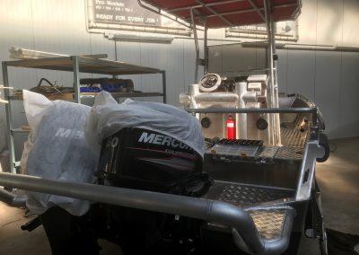 Aflevering Dual Mercury F60 ELPT