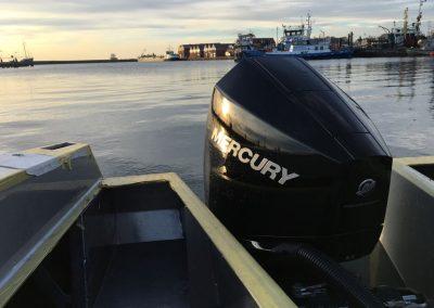 Aflevering Mercury F225 V6