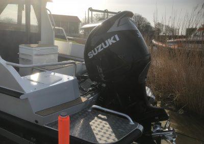 Aflevering Suzuki DF350