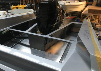 Installatie Mercury F225 V6