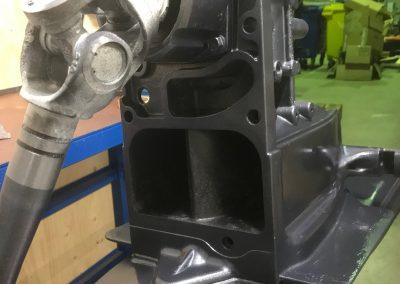 Reparatie Volvo Penta Staartstuk 3