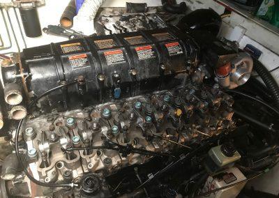 Revisie MerCruiser Diesel 3
