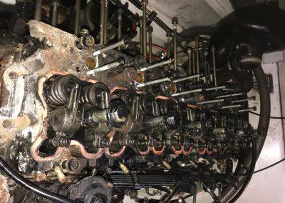 Revisie MerCruiser Diesel 4