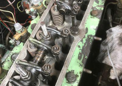 Revisie Mercedes Cilinderkop 2